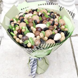Букет из сухофруктов и арахиса