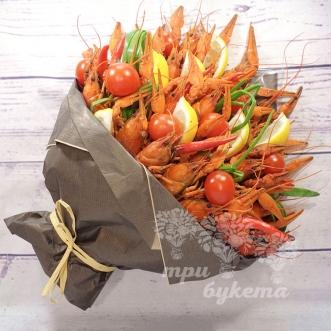 buket-iz-rakov-2-kg-i-pomidorov
